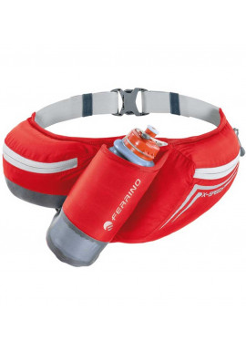 Фото Сумка на пояс для занятий бегом Ferrino X-Speedy Red