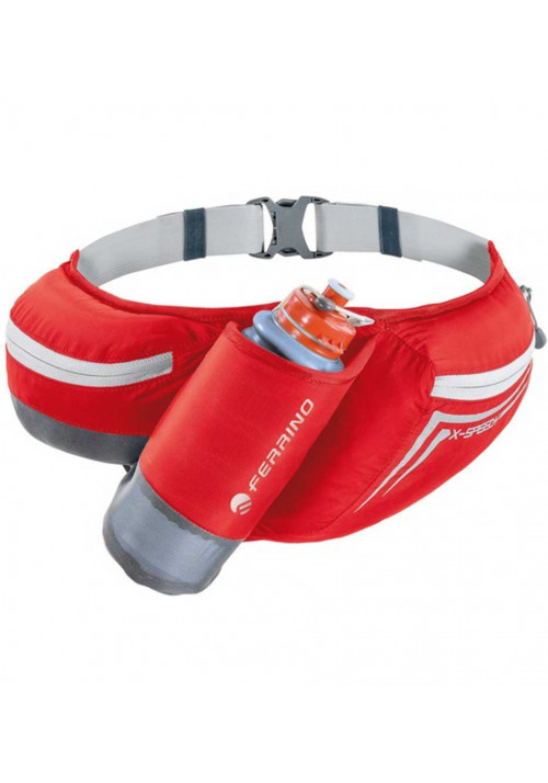 Сумка на пояс для занятий бегом Ferrino X-Speedy Red