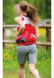 Сумка на пояс для занятий бегом Ferrino X-Speedy Red, фото №2 - интернет магазин stunner.com.ua