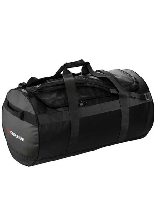 Черная дорожная сумка на 65 литров Caribee Kokoda 65 Duffle Black