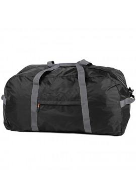Фото Текстильная дорожная сумка Members Foldaway Holdall Large 112 Black