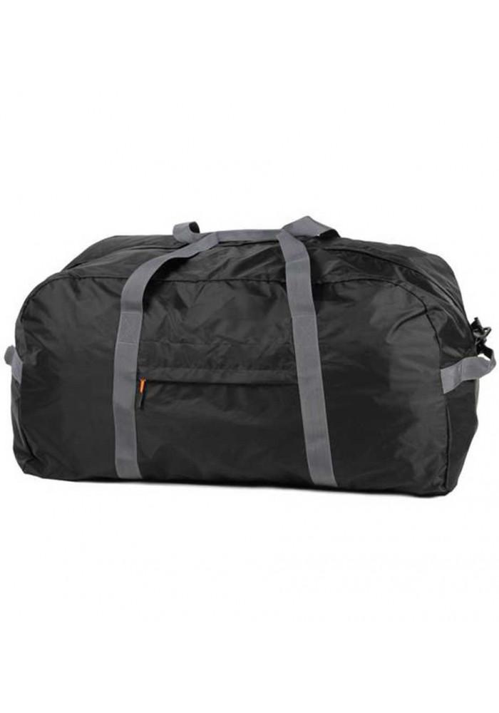Текстильная дорожная сумка Members Foldaway Holdall Large 112 Black