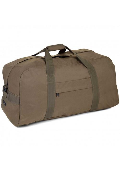 Дорожная сумка цвета хаки Members Holdall Large 120 Khaki