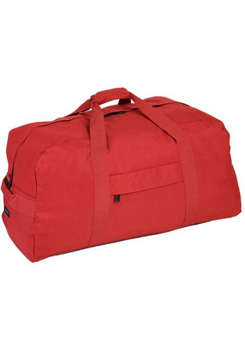 Красная дорожная сумка Members Holdall Large 120 Red