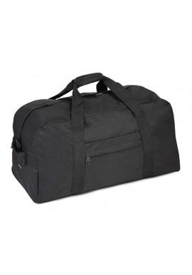 Черная сумка для багажа Members Holdall Medium 75 Black