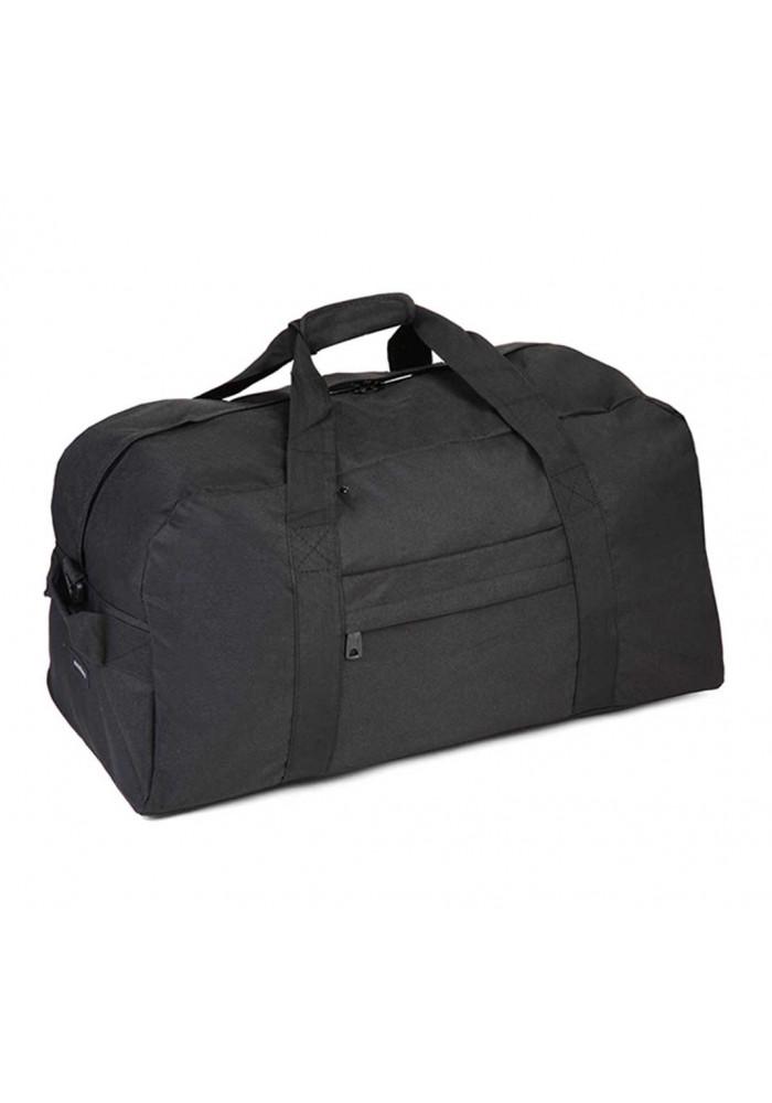 Фото Черная сумка для багажа Members Holdall Medium 75 Black