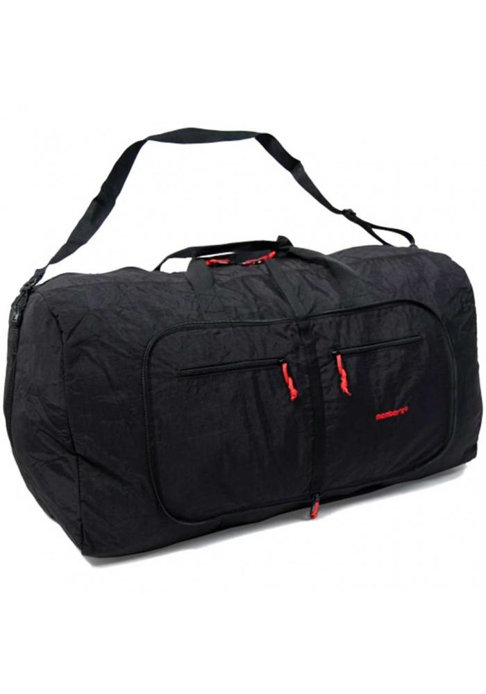Фото Багажная сумка Members Holdall Ultra Lightweight Foldaway Large 71 Black
