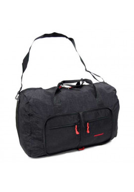 Фото Маленькая сумка Members Holdall Ultra Lightweight Foldaway Small 39 Black