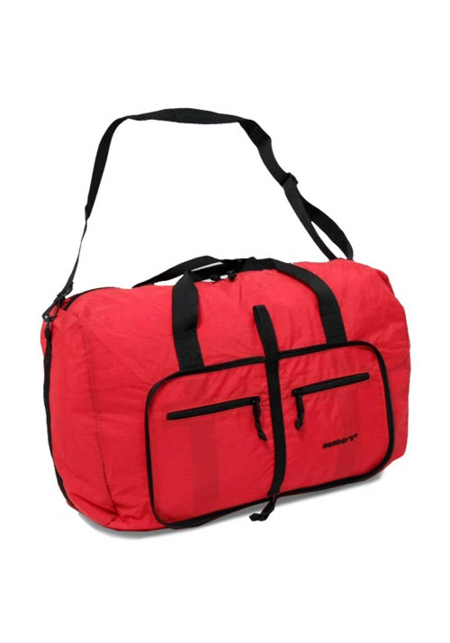 Сумка для дороги Members Holdall Ultra Lightweight Foldaway Small 39 Red