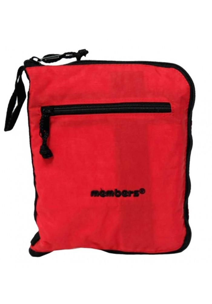 5532a060a24e Сумка для дороги Members Holdall Ultra Lightweight Foldaway Small 39 Red,  фото №2 -