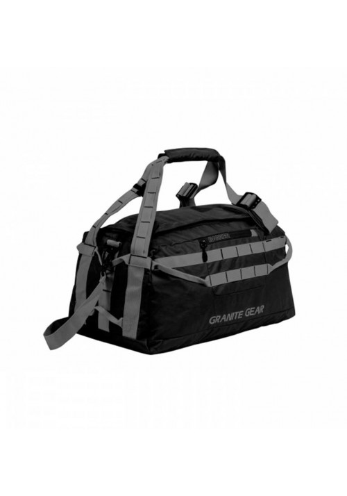 Сумка в дорогу Granite Gear Packable Duffel 40 Black Flint