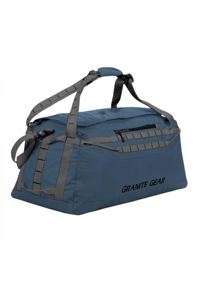 Фото Большая сумка дорожная Granite Gear Packable Duffel 100 Basalt Flint