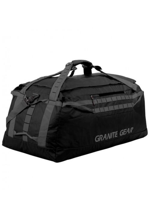 Большая сумка дорожная Granite Gear Packable Duffel 145 Black Flint