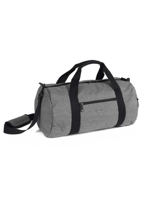 Серая сумка для спорта и дороги Gabol Montana Sport 26L Grey