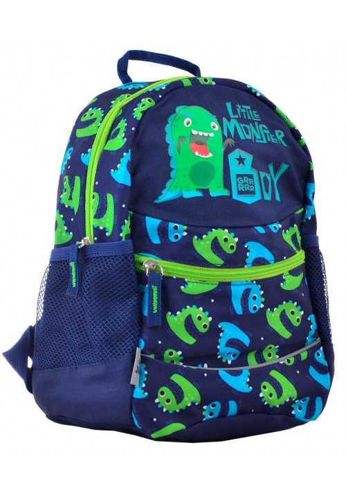 Рюкзак детский с монстриками 1 Вересня K-20 Monsters