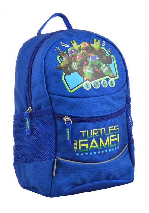Рюкзак для ребенка с черепашками ниндзя 1 Вересня K-20 Turtles