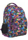 Молодежный рюкзак с ромбиками YES T-48 Facet