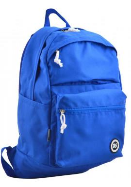 Фото Синий вместительный городской рюкзак ST-22 Royal blue