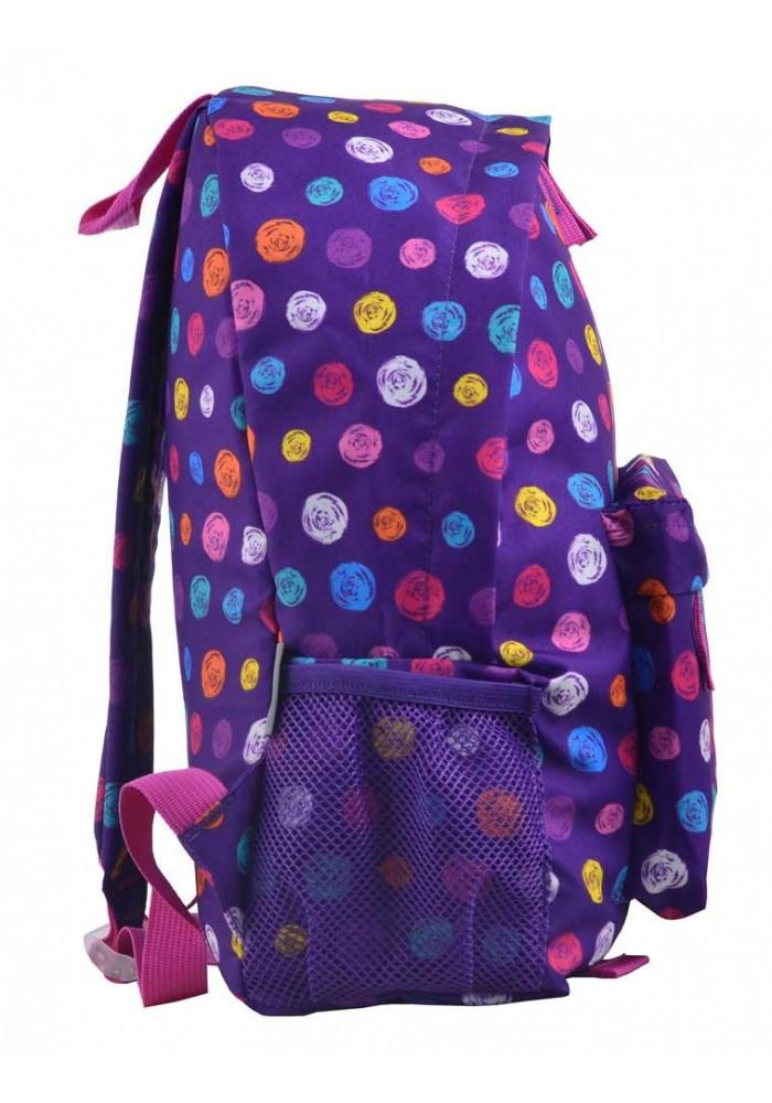 42221f37419c Женский фиолетовый классический рюкзак YES ST-33 Pumpy, фото №2 - интернет  магазин ...