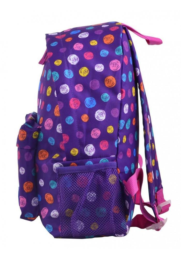 c0e533fee451 ... Женский фиолетовый классический рюкзак YES ST-33 Pumpy, фото №3 -  интернет магазин ...