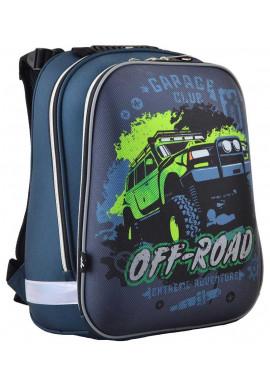 Фото Каркасный рюкзак для школы 1Вересня H-12 Off-Road