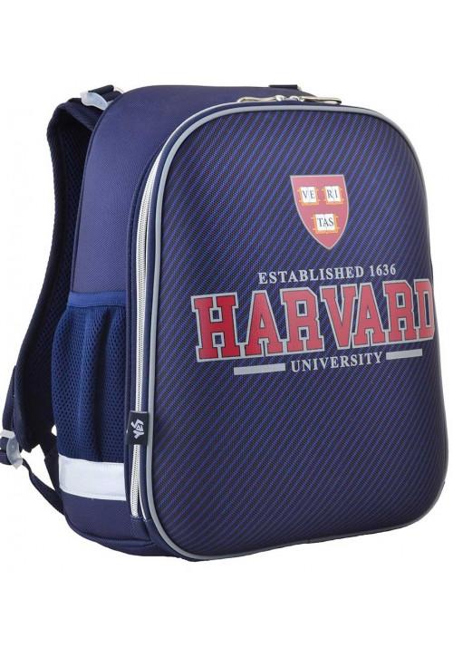 Ранец школьный каркасный 1 Вересня H-12-2 Harvard