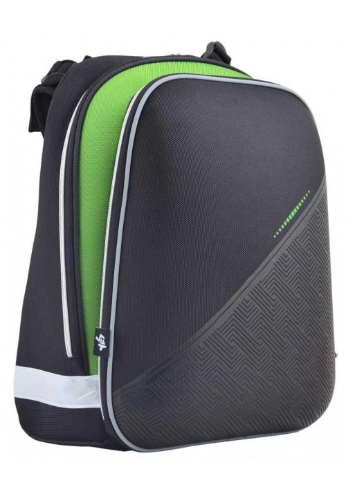 Стильный школьный рюкзак YES H-12 Black