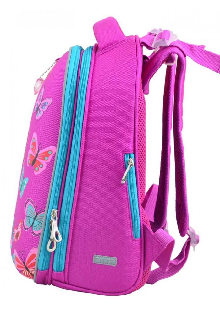 daeaab6d37ee ... Розовый школьный рюкзак для девочки YES H-12 Butterfly Rose, ...
