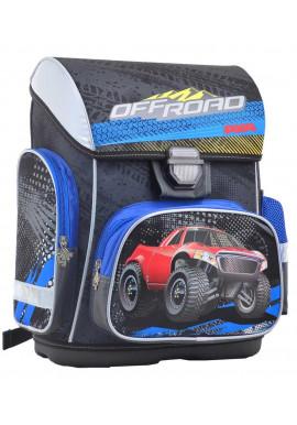 Фото Школьный рюкзак с ортопедической спинкой 1 Вересня H-26 Off-Road
