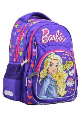 Фото Школьный рюкзак с принтом Барби YES S-21 Barbie