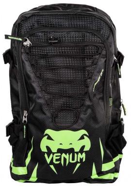Фото Брендовый рюкзак для тренировок VENUM CHALLENGER PRO BACKPACK BLACK GREEN