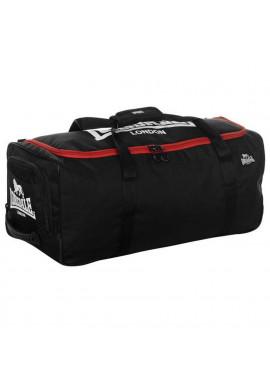 Фото Черная спортивная сумка LONSDALE BOXING HOLDALL