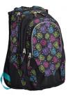 Текстильный молодежный рюкзак YES T-27 OWLS