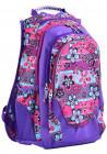 Цветочный фиолетовый рюкзак YES T-27 Wildflowers