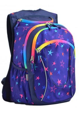 Фото Тканевый рюкзак со звездами YES T-29 Alluring