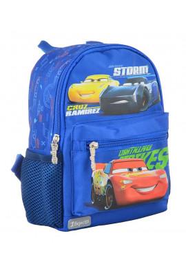 """Детский дошкольный рюкзак """"1 вересня"""" K-16 Cars"""