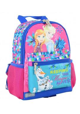 """Дошкольный рюкзак для девочки""""1 вересня"""" K-16 Frozen"""