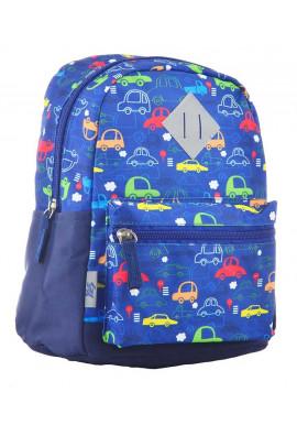"""Рюкзак для малыша """"1 вересня"""" K-19 Cars"""