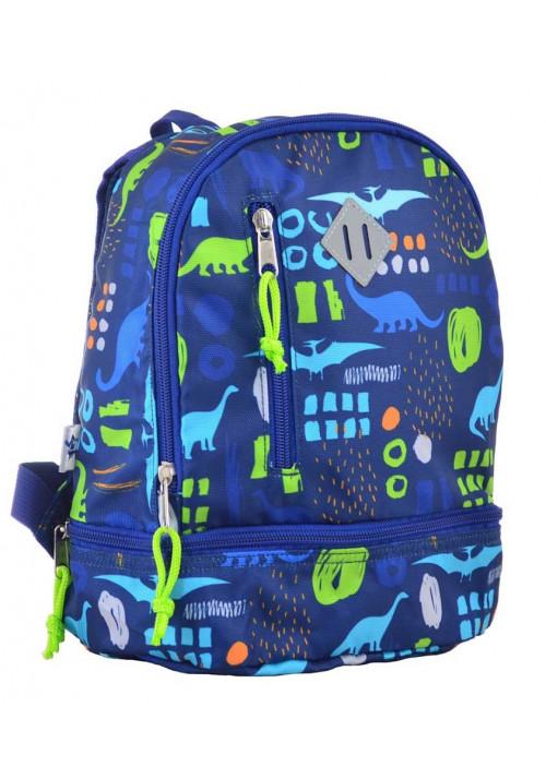Легкий детский рюкзак с динозавриками YES K-21 Dinosaurs