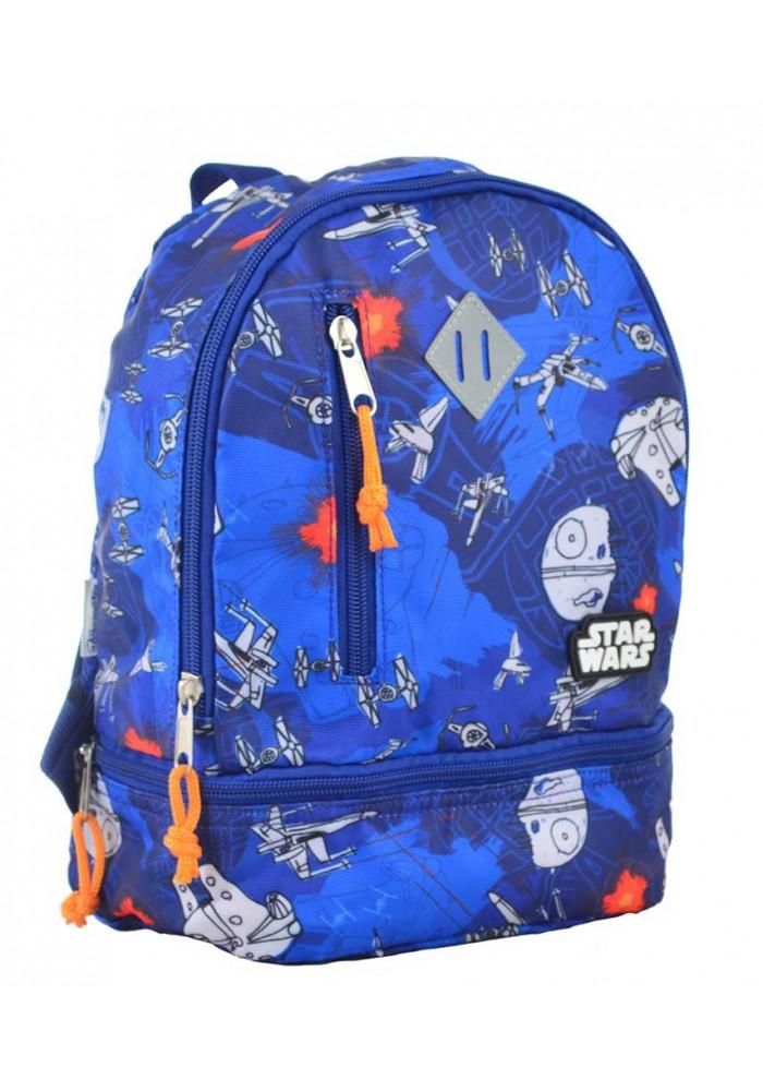 Фото Синий детский рюкзак YES K-21 Star Wars