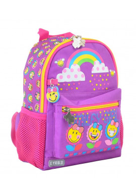 Детский рюкзак для девочки YES K-16 Smile