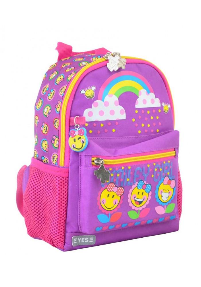 Фото Детский рюкзак для девочки YES K-16 Smile