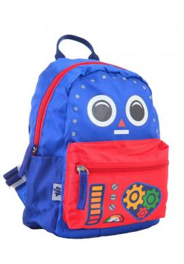 Фото Сине-красный детский рюкзак YES K-19 Robot