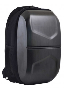 Фото Черный модный каркасный рюкзак YES Т-33 Stalwart