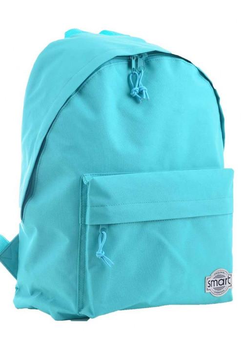 Городской бирюзовый рюкзак SMART ST-29 Aquamarine