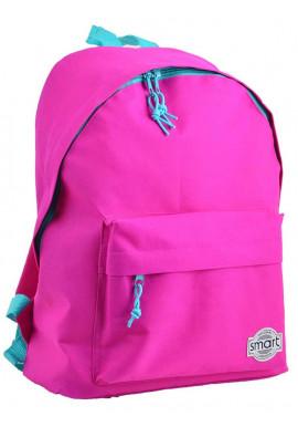 Фото Легкий сиреневый женский рюкзак SMART ST-29 Fuchsia