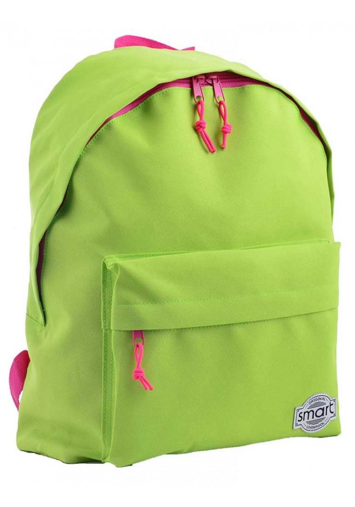 Фото Летний салатовый женский рюкзак SMART ST-29 Golden Lime