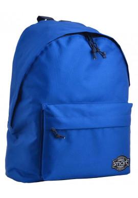 Фото Рюкзак для города насыщенного синего цвета SMART ST-29 Powder Blue