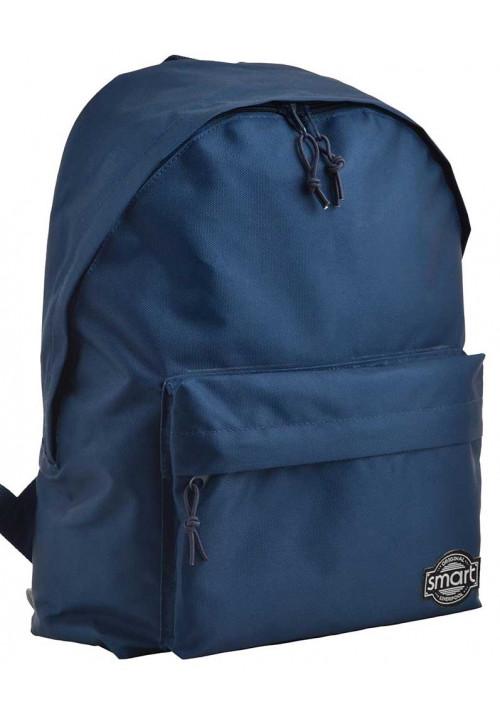 Темно-синий текстильный рюкзак SMART ST-29 Sapphire