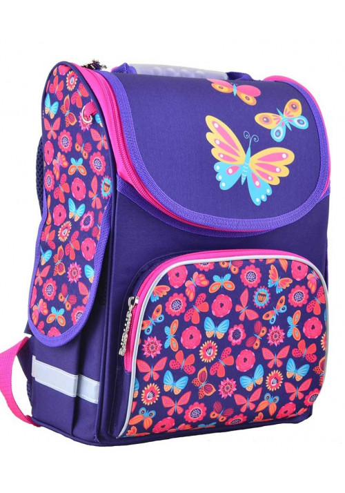 Ранец для первого класса SMART PG-11 Butterfly Pink